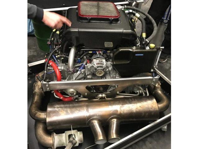 997 GT3 RSR Motor Porsche Rennmotor für 24 h LeMans