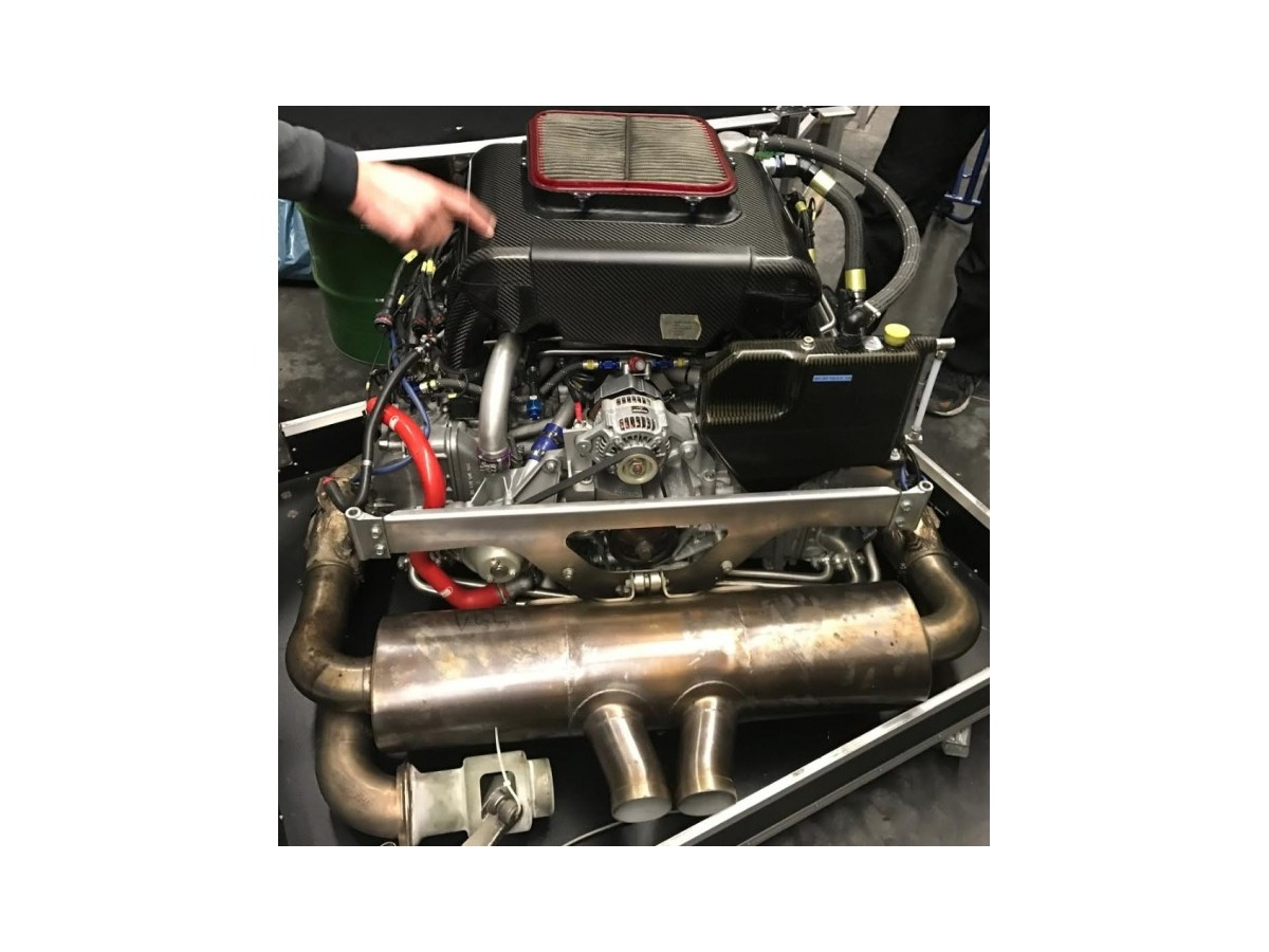 997 GT3 RSR engine Porsche racing engine for 24 h LeMans