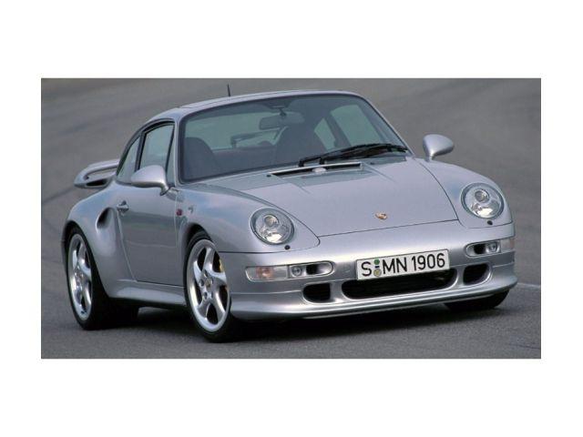 997 GT3 - RS - Cup - Stosstange hinten für Porsche