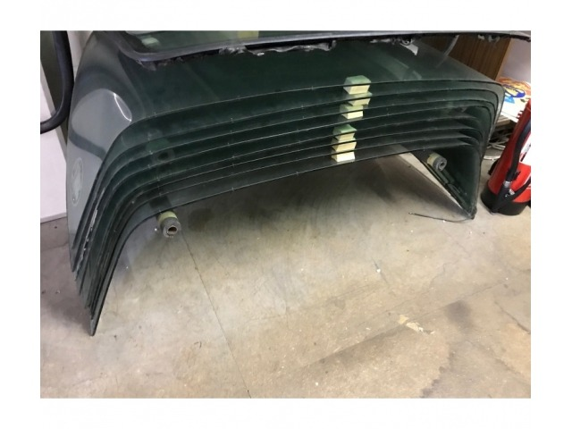 911 Targa rear window green tinted Porsche