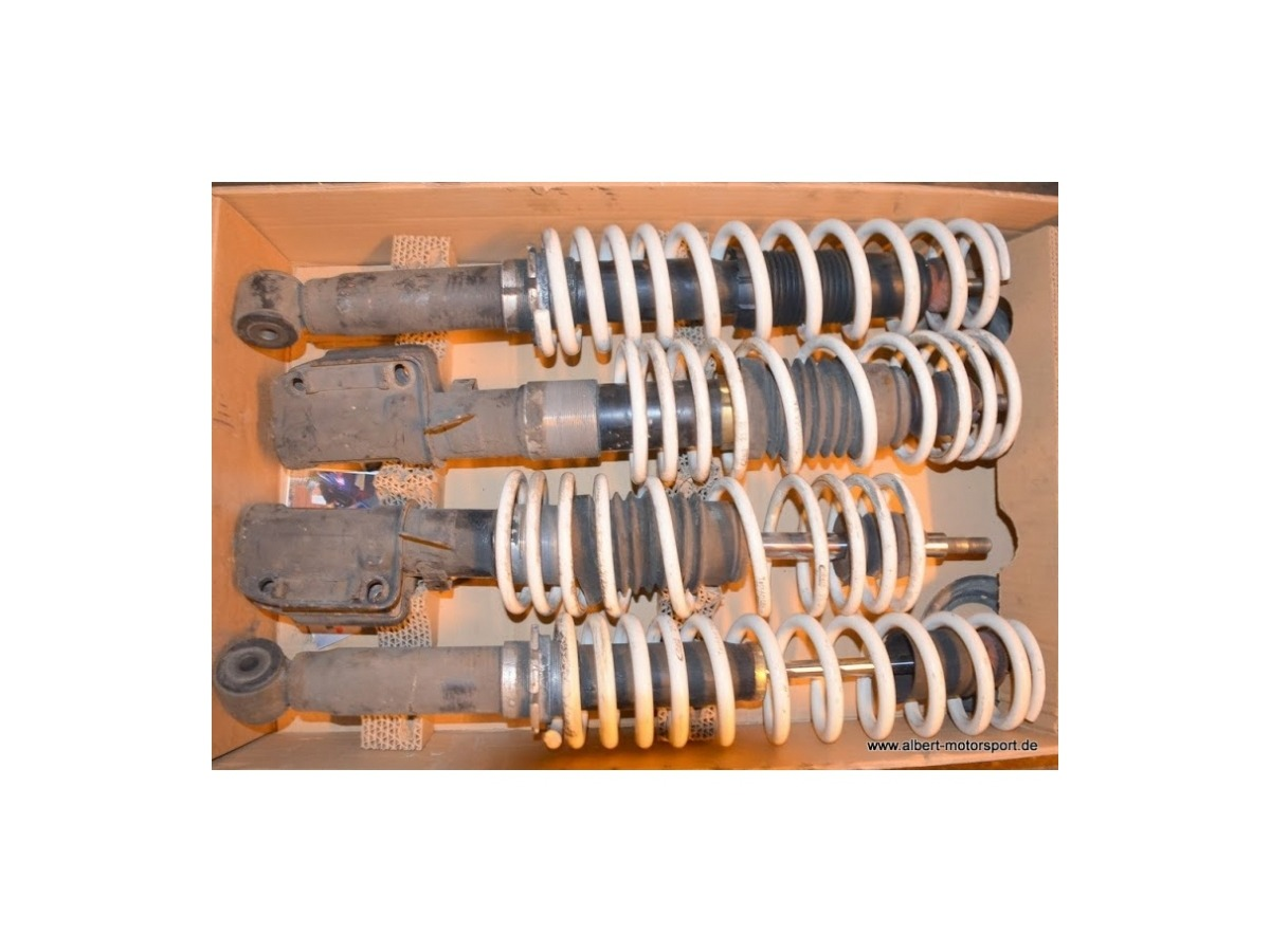 911 - 964 - 965 Porsche Turbo suspension complete as shown