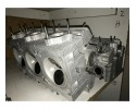 993 Carrera Turbo GT2 Porsche Cylinder Heads Dual igniter with valves and camshaft housings