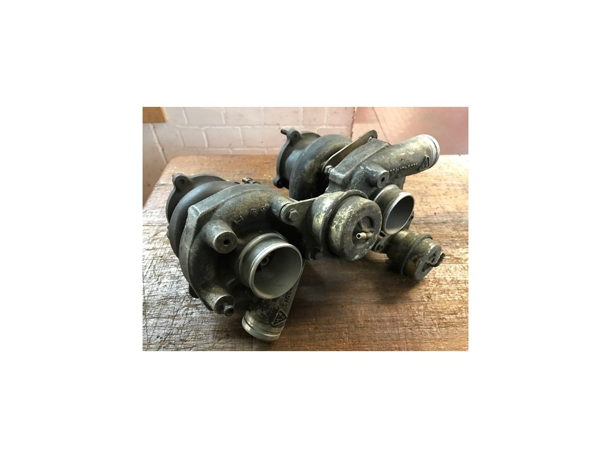 993 turbocharger for Porsche conversion repair etc.