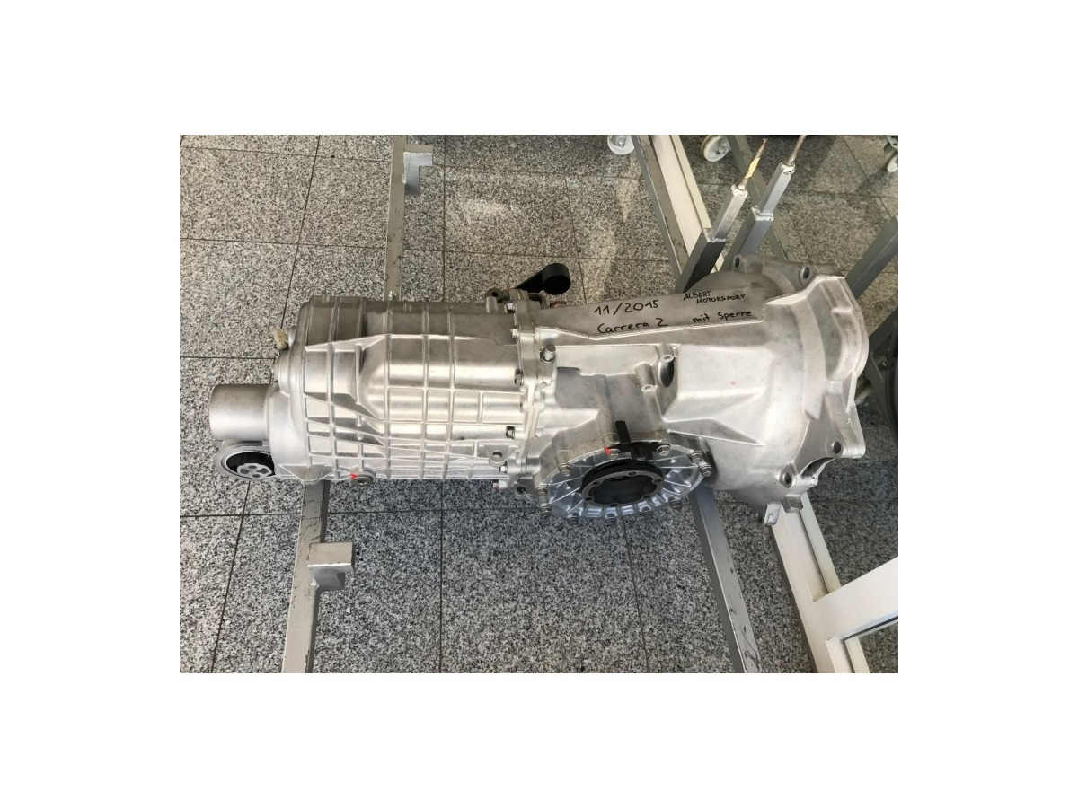 996 Porsche Carrera 2 transmission AT until year 2002 with limited slip differential
