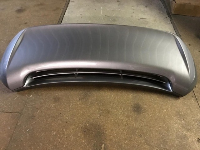 996 - 997 GT3 Cup exhaust pipe Sound outlet for racing exhaust