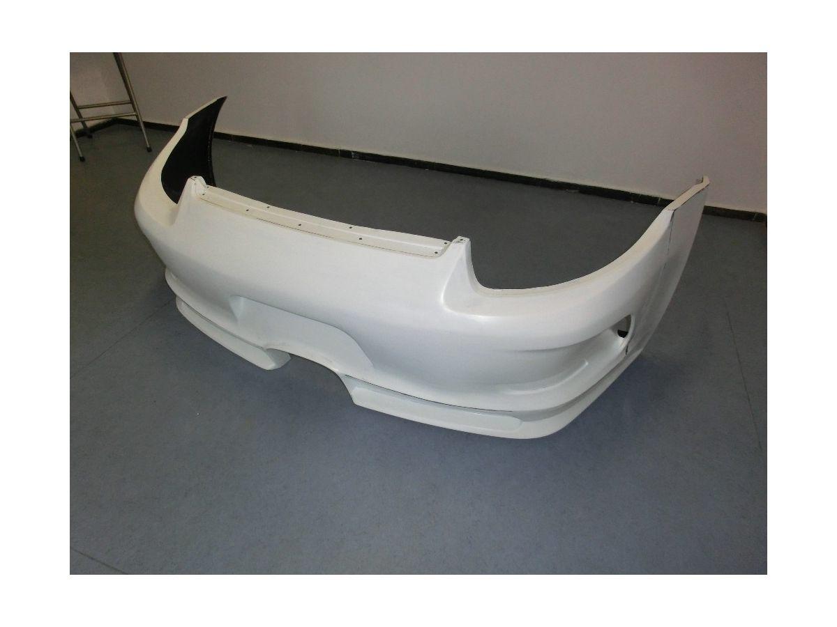 991 GT3 Cup Heckschürze Carbon für Porsche Rennwagen