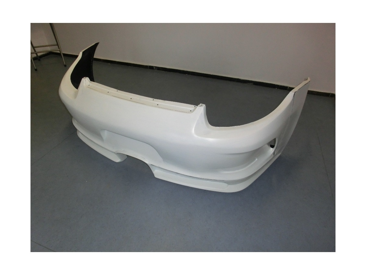 991 GT3 Cup Rear Bumper Carbon for Porsche race car