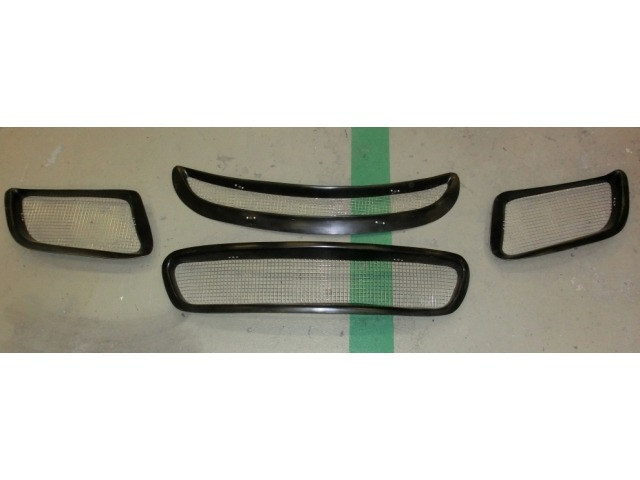 997 GT3 Cup inlet grille for Porsche radiator year 2010 - 2013