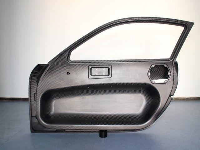 981 - 996 - 997 - GT3 Cup - RS - RSR - GT2 - Cayman Leichtbau Türen Porsche