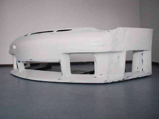 996 RSR Bugschürze Stoßstange vorn Porsche 911