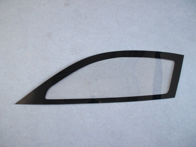 991 - GT3 - Cup R - RSR Porsche door window door glass