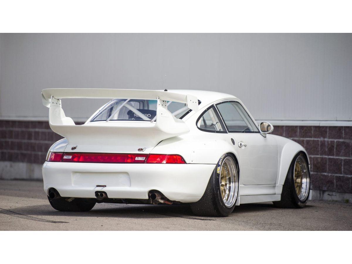 993 GT2 Race Heckdeckel Motorhaube Porsche 911