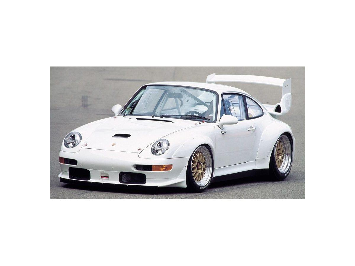 993 GT2 EVO 1 Race front apron front spoiler Carbon Porsche 911