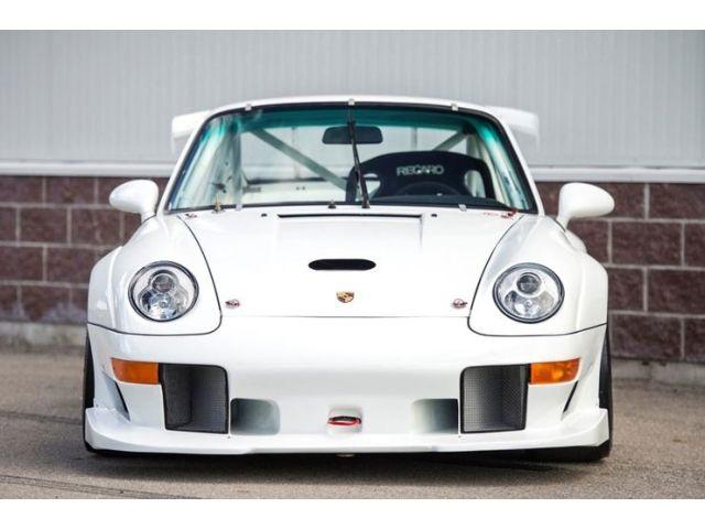 993 GT2 EVO 2 Race front apron front spoiler Porsche 911