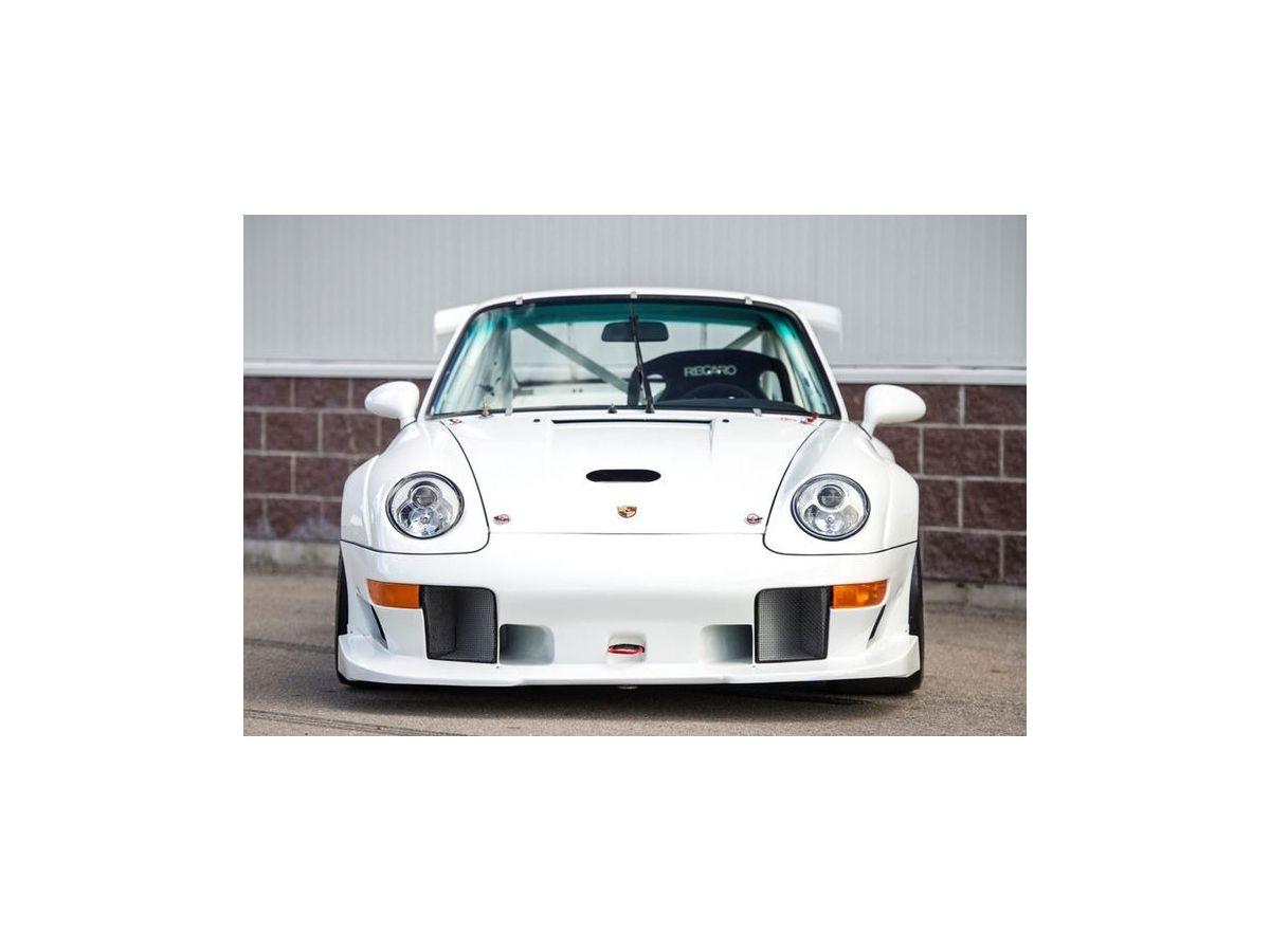 993 GT2 EVO 2 Race Bugschürze Frontspoiler Porsche 911