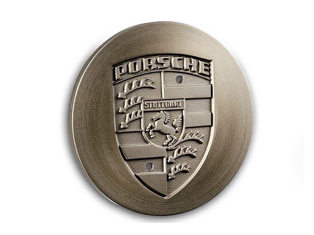 924 - 928 - 944 - 964 Radzierdeckel platinum-metallic for Porsche