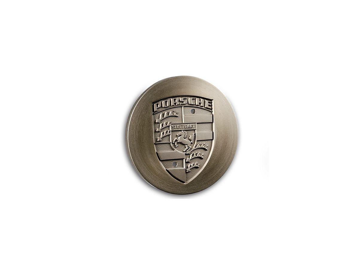 924 - 928 - 944 - 964 Radzierdeckel platin-metallic für Porsche