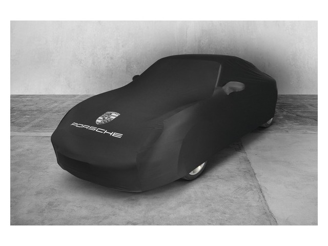996 Car Cover black for Porsche without Aerokit