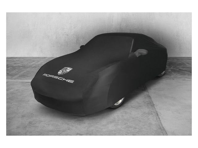 996 Fahrzeugabdeckhülle schwarz für Porsche ohne Aerokit