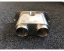 997 - 991 GT3 Cup tailpipe silencer for Porsche racing cars