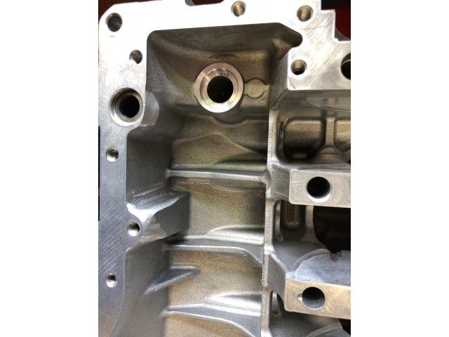 997 GT3 und Carrera Halterahmen für Kühler