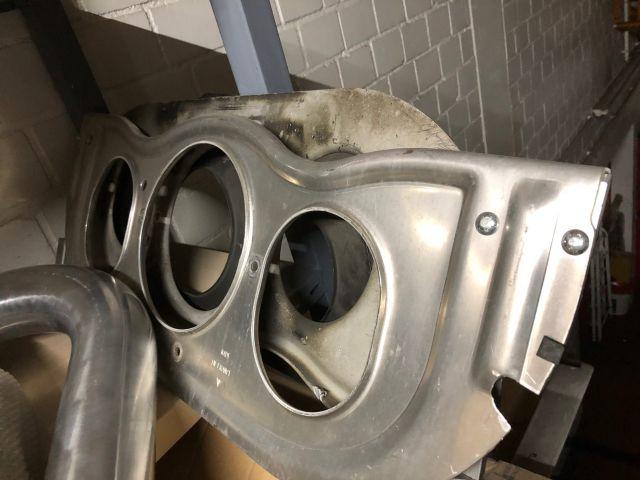 996 GT3 Cup Motorträger