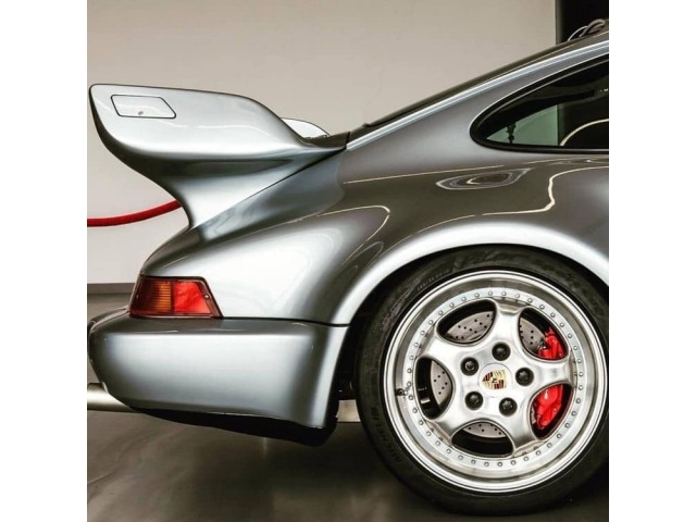 911 - 964 rear spoiler 3.8 RSR look for Porsche