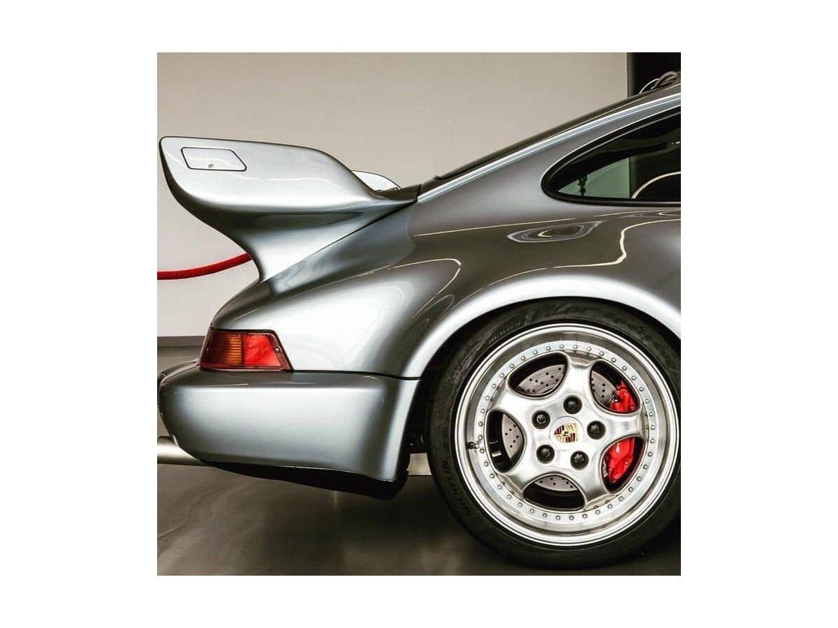 911 - 964 rear spoiler 3.8 RSR look for Porsche