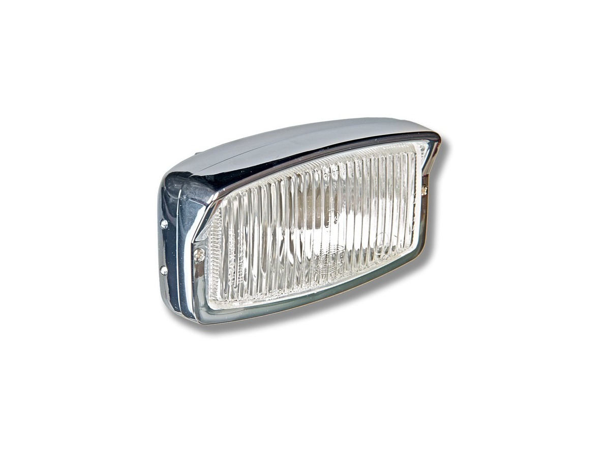 911 fog lamp with reflector white for Porsche