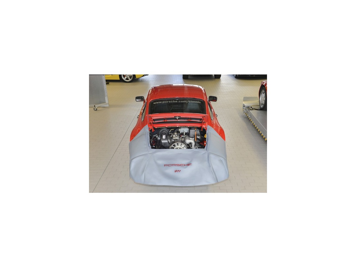 911 protective cover for rear fender for all Porsche 911 types