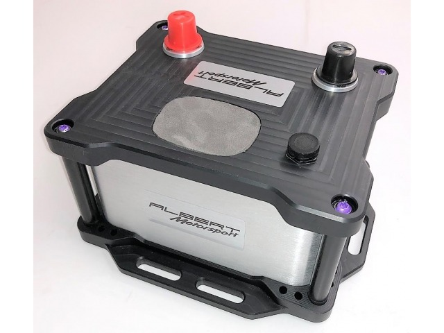 Lightweight Lithium Racing Starter Battery 12V - 36Ah - 750A - 2.45 kg