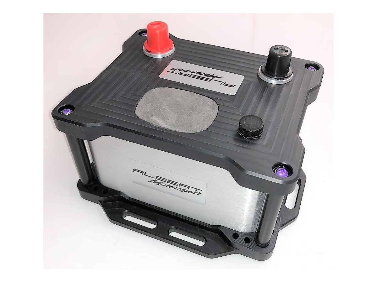 Leichtbau Lithium Racing Starter Batterie 12V - 36Ah - 750A - 2,45 kg