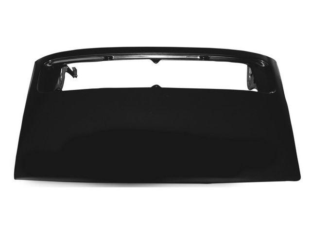 911 Motordeckel Haube hinten mit Loch für Porsche Kennzeichenleuchte