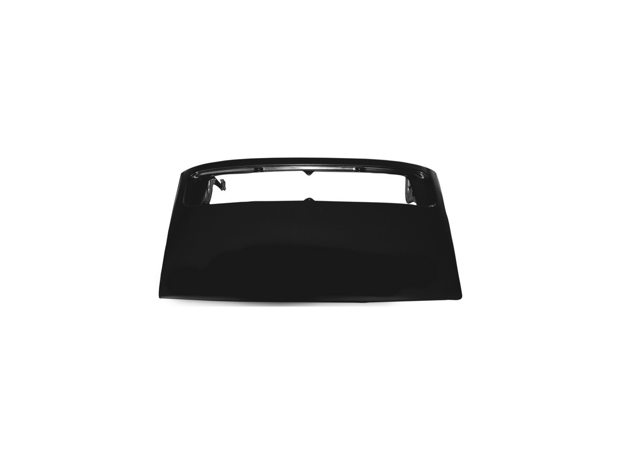 911 Bonnet Engine Cover hood back with cutout for license plate light