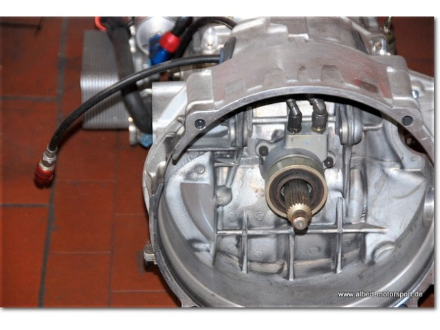 997 GT3 Cup S Getriebe Porsche Stand 2010 revidiert