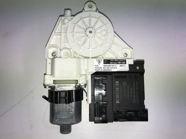 997 Turbo Power window motor Porsche used