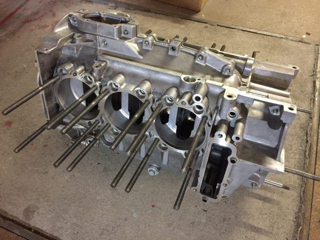 996 - 997 GT3 Cup engine block AT engine exchange engine Porsche