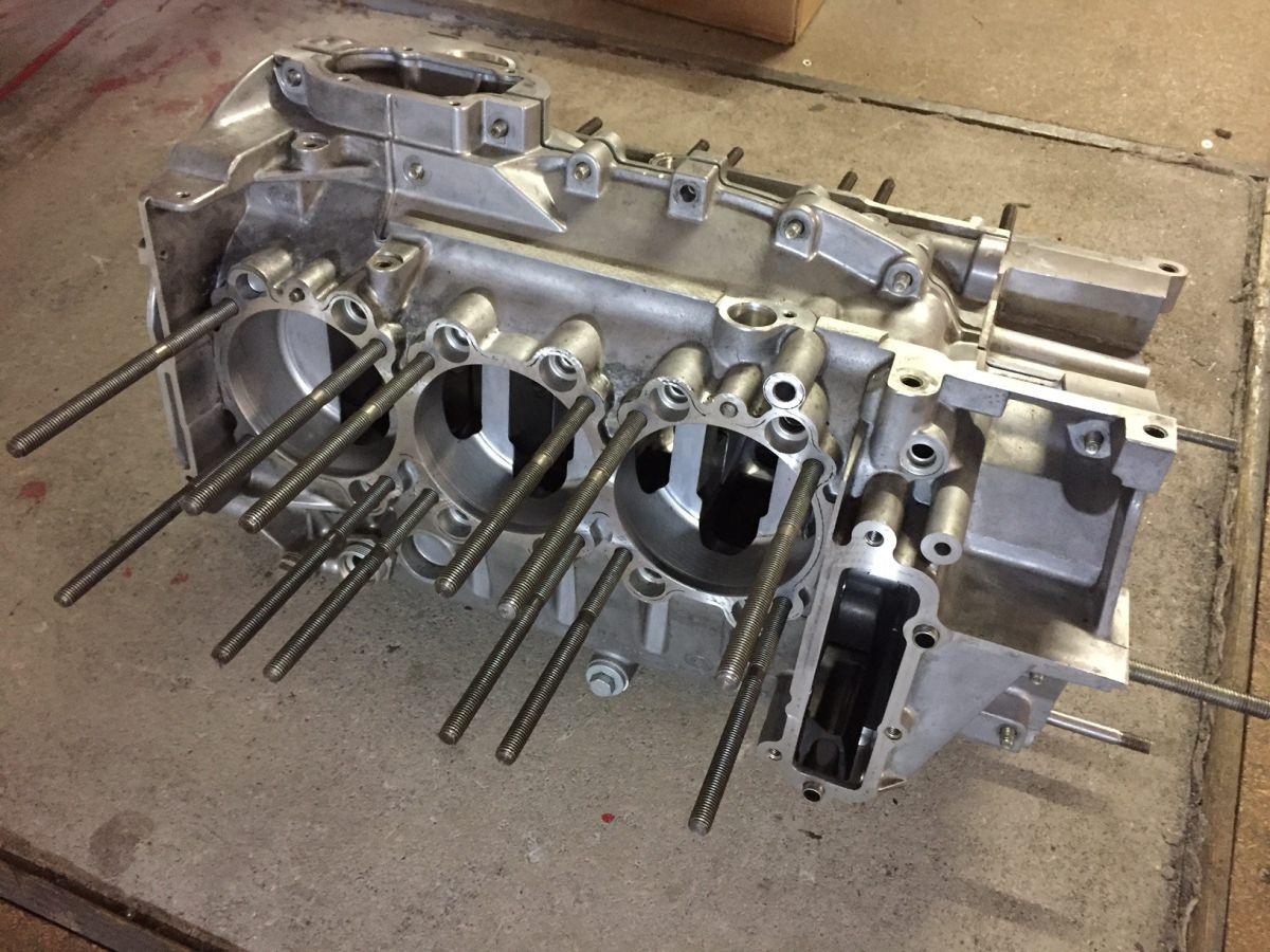 996 - 997 GT3 Cup Motorblock AT Motor Tauschmotor Porsche