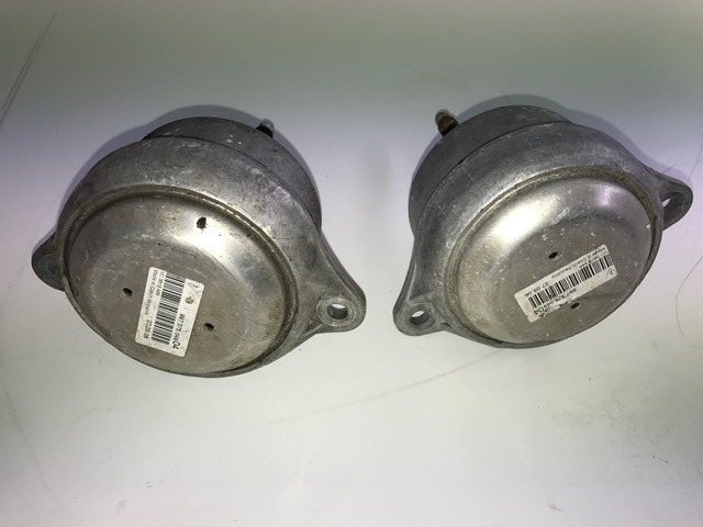 997 Turbo Carrera Porsche engine mounts