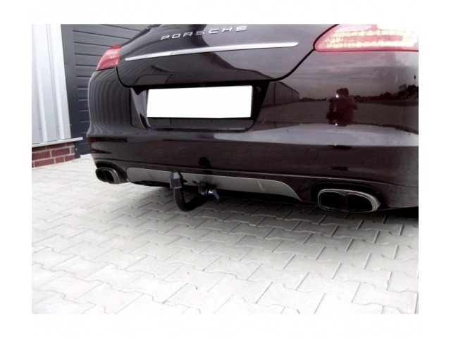 Panamera towbar detachable version