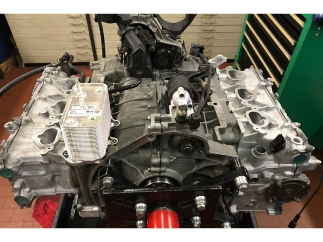 986 Porsche Boxster engine block 3.2 liter 252 hp with Albert Motorsport graphite cylinders