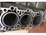 986 - 987 - 996 Porsche engine block with 3.4 liter cylinder and pistons in exchange