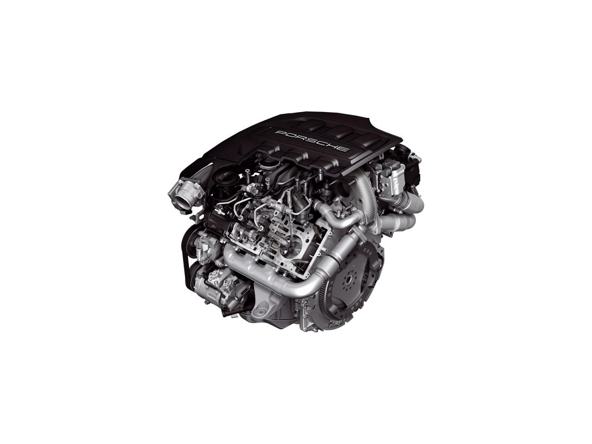Panamera Diesel - Tuning auf: 234 kW / 318 PS / 704 Nm
