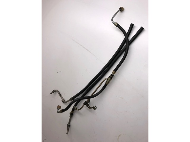 993 turbo Porsche different fuel lines