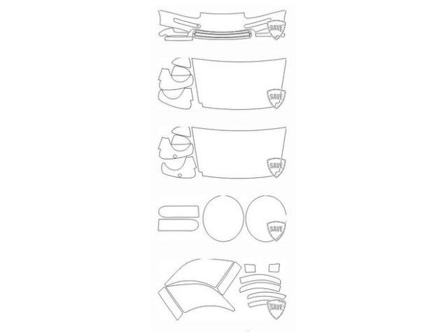 911 Porsche 1973 - 1989 alle Modelle 100 liter Tank Kit komplett