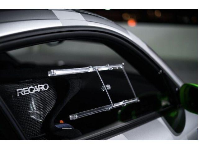 Slider Schiebefenster für Rennwagen Seitenscheiben