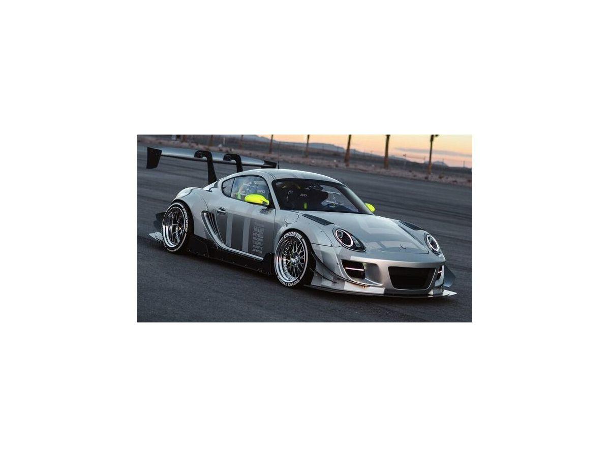 987 - 981 Cayman Leichtbau Scheibensatz Rennsport Porsche