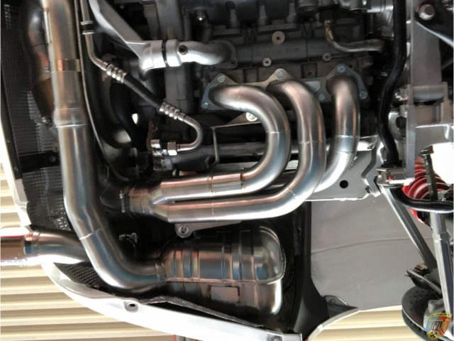 Cayman Porsche hood Carbon rear