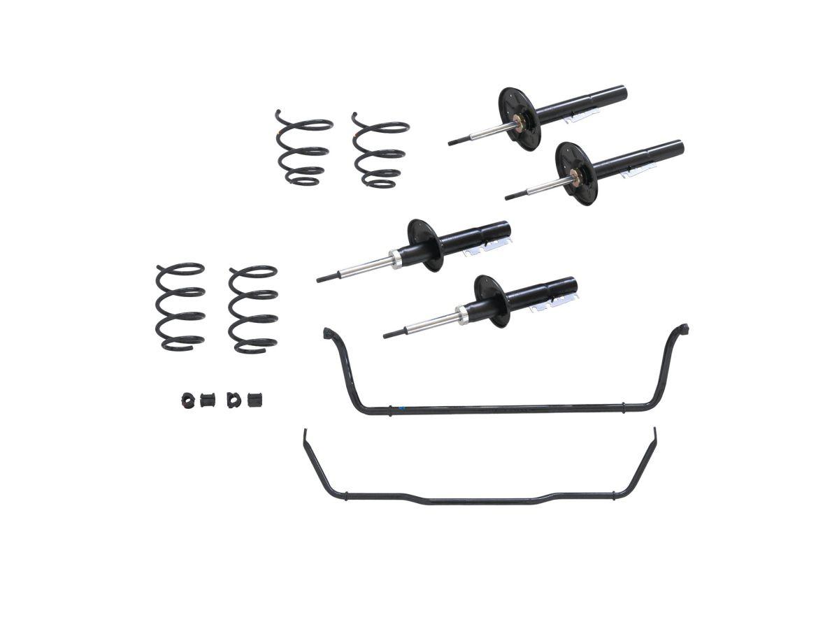 986 Boxster S retrofit kit sports suspension lowering 10mm Porsche