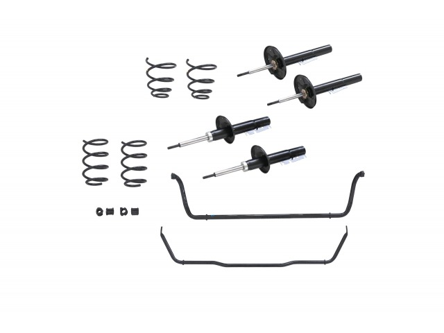 986 Boxster retrofit kit sports suspension lowering 10mm Porsche